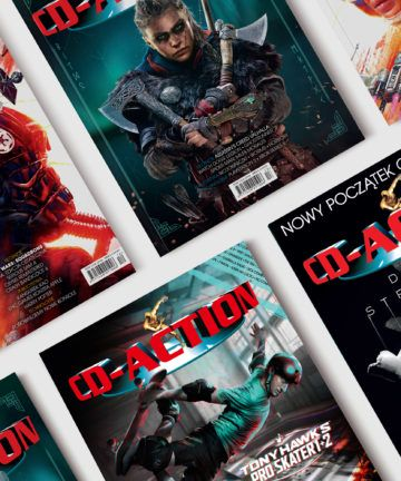CD-Action magazyny