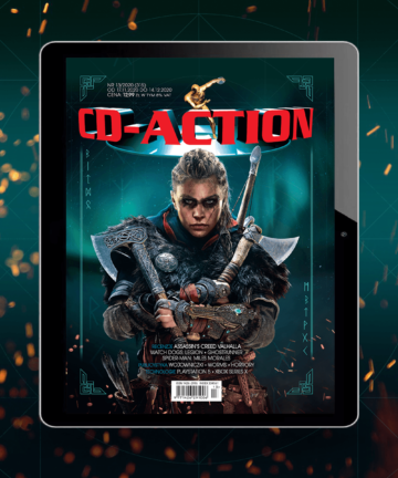 CD-Action 13/2020
