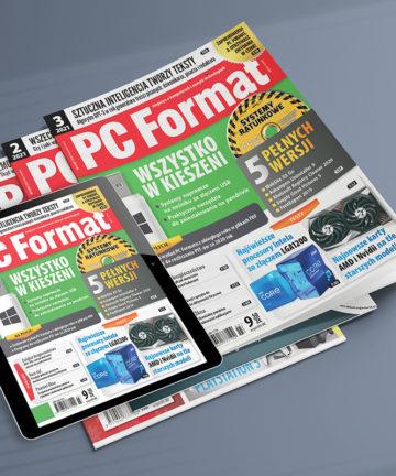 PC Format prenumerata