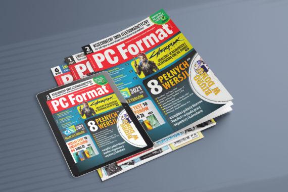 PC Format prenumerata ewydanie