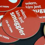 Podkładki korkowe pod kubki CD-Action