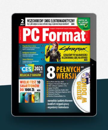 PC Format 02/2021 ewydanie