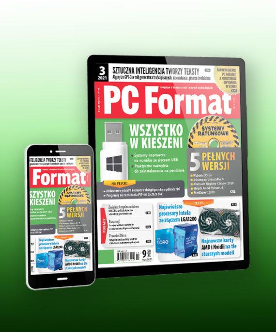 PC Format prenumerata cyfrowa