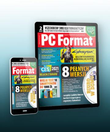 Prenumerata ewydań PC Format