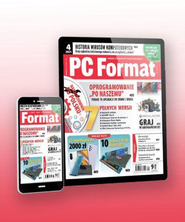 PC Format 04/2021 ewydanie
