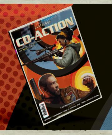 Magazyn CD-Action 05/2021, okładka