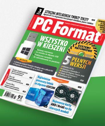 PC Format 03/2021 okładka