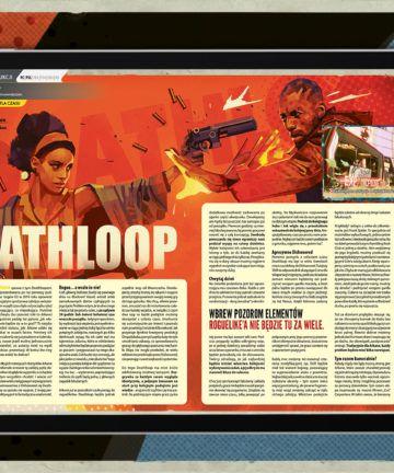 CD-Action 05/2021, ewydanie,wydanie cyfrowe, Deathloop