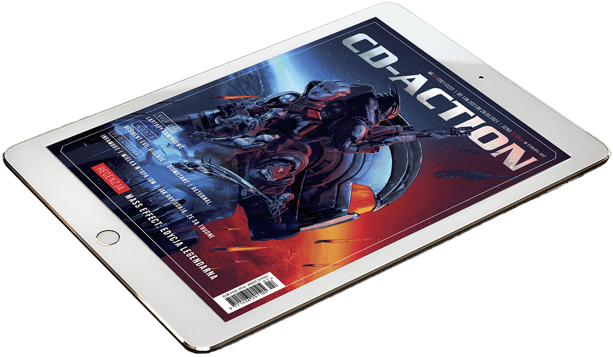 CD-Action 07/2021 tablet