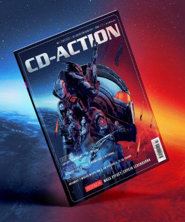 CD-Action 07/2021 okładka