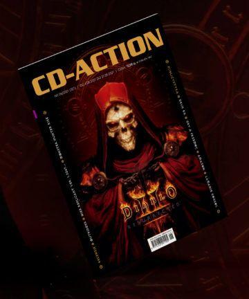 CD-Action 06/2021 okładka