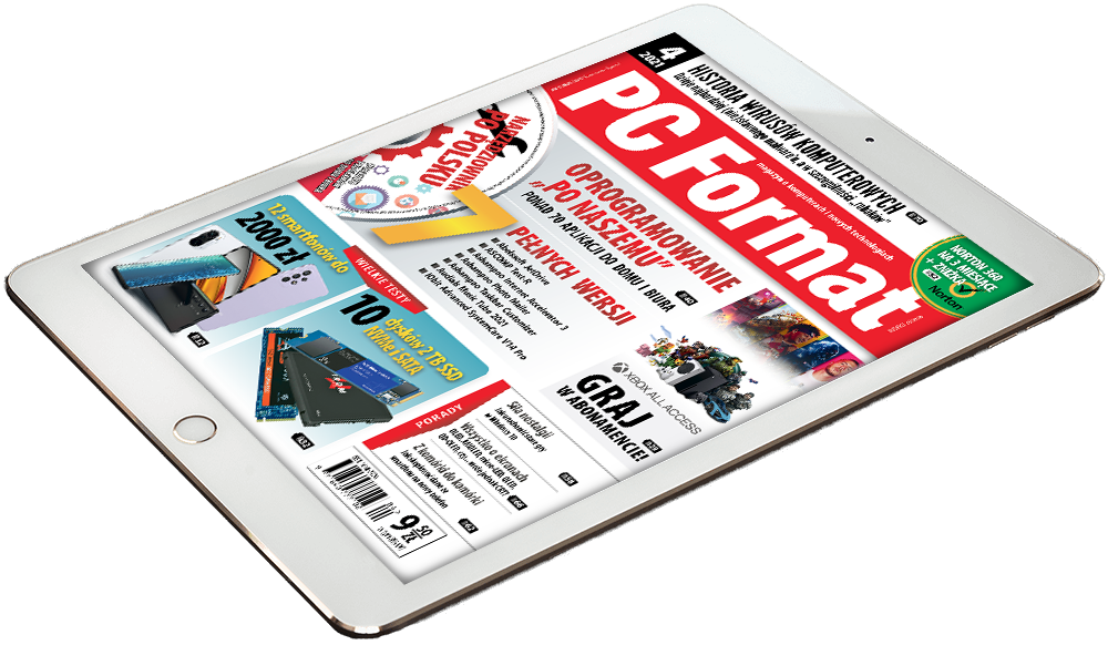 PC Format 04/2021 tablet