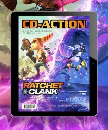 CD-Action 08/2021 ewydanie