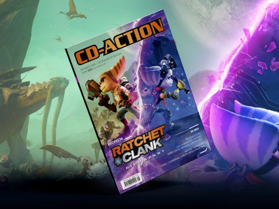 CD-Action 08/2021 okładka