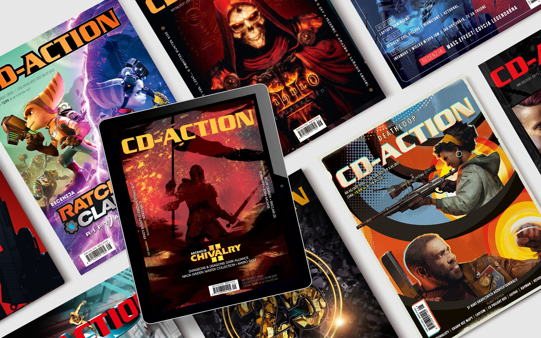 CD-Action prenumerata