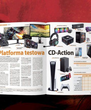 CD-Action 09/2021, rozkładówka 4