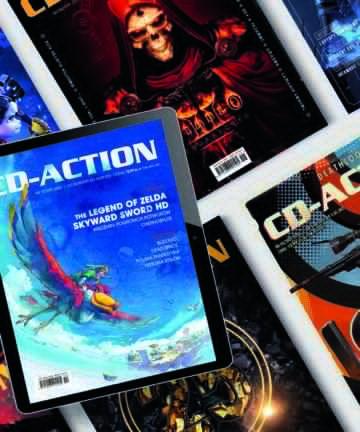 CD-Action 10/2021, ewydanie, wydanie cyfrowe, prenumerata