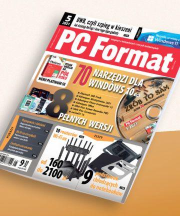 PC Format 05/2021 okładka