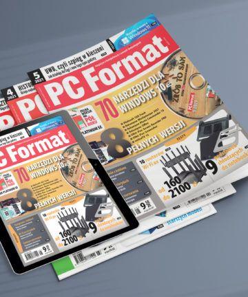 Prenumerata PC Format, ewydanie
