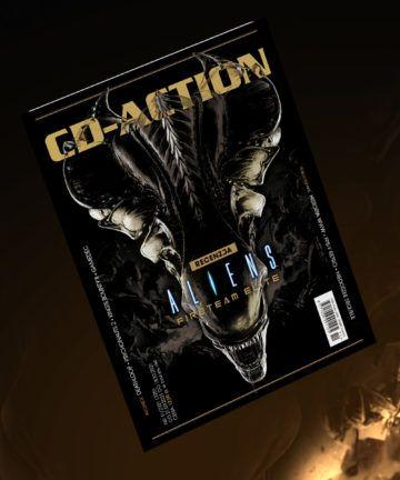 CD-Action 11/2021 okładka