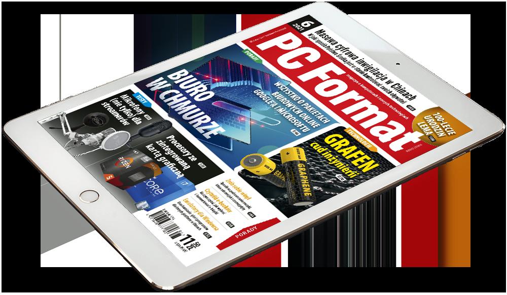PC Format 06/2021 tablet