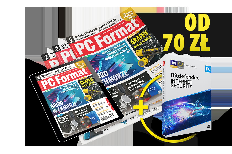 Prenumerata PC Format premium