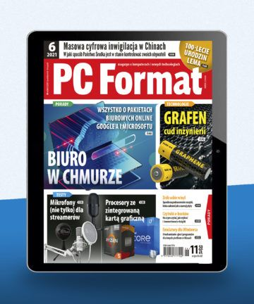 PC Format 6/2021 ewydanie